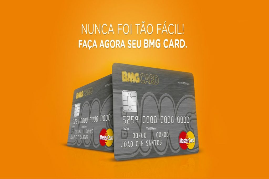 Cartão de Credito BMG Para Negativados
