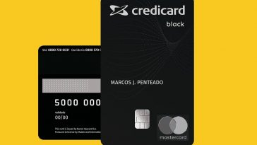 Cartão de Credito Credicard Para Negativados