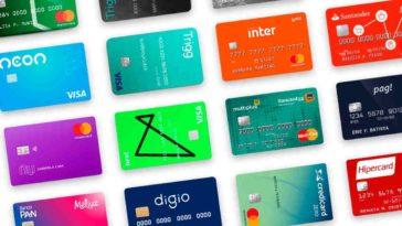 melhores cartões de crédito imagem
