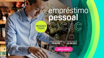 Empréstimo pessoal Ciclic
