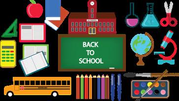 Como preparar as crianças para voltar às aulas